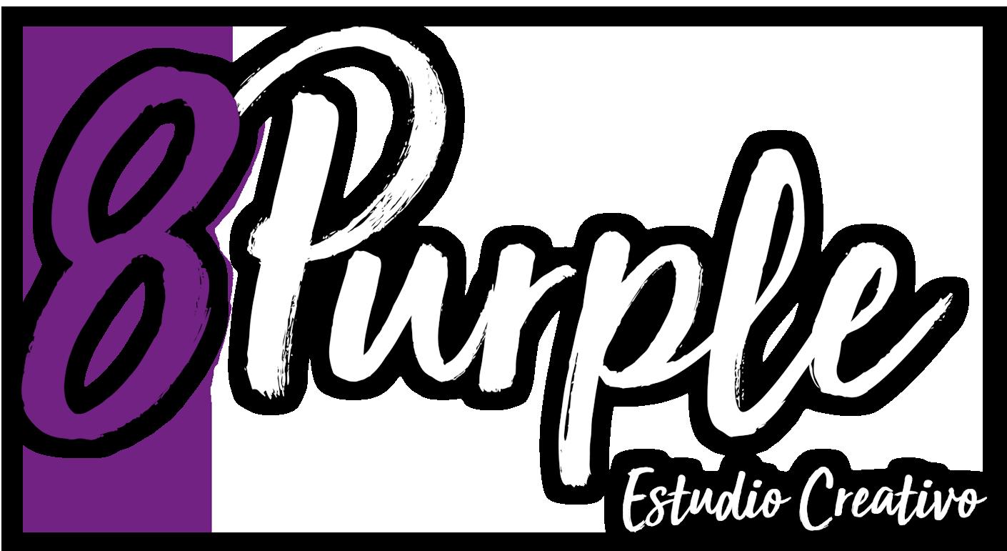 Estudio Creativo, diseño gráfico, Branding, Web, Diseño Logotipo, tarjetas de visita, Contacto, Madrid, 8 Purple.